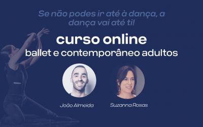 Ballet e Contemporâneo Adultos